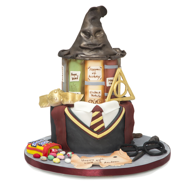 Harry Potter torta za čarobnjake