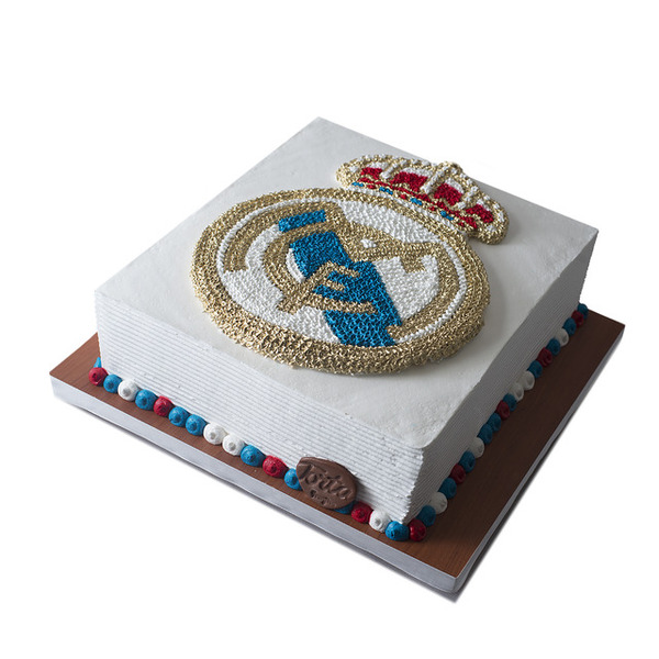 FC Real Madrid torta
