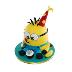 Dečije torte-Party minion torta